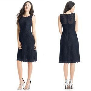 AZAZIE zaria lace dress